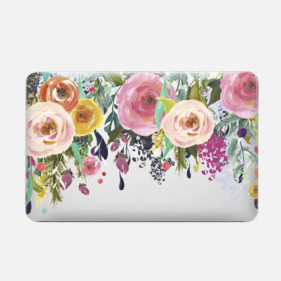 Floral Flowers Watercolor Spring