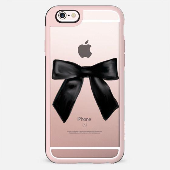 Black Glamorous Chic Bow - New Standard Case