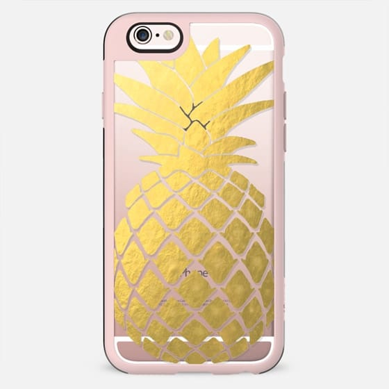 Golden Pineapple Summer - New Standard Case
