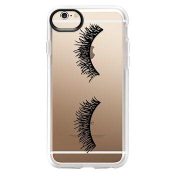 Grip iPhone 6 Case - Eyelash Wink