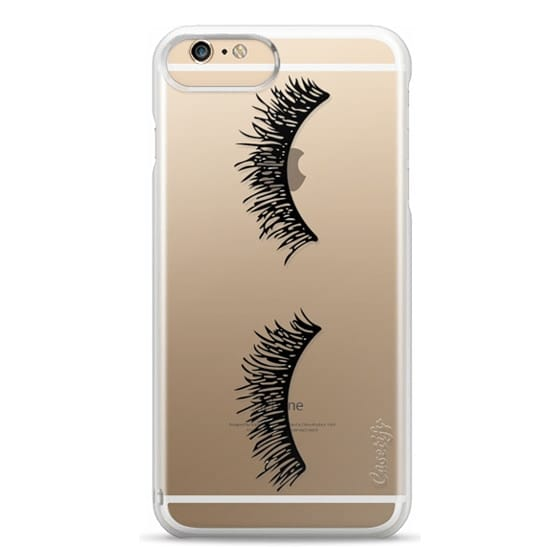 iPhone 6 Plus Cases - Eyelash Wink