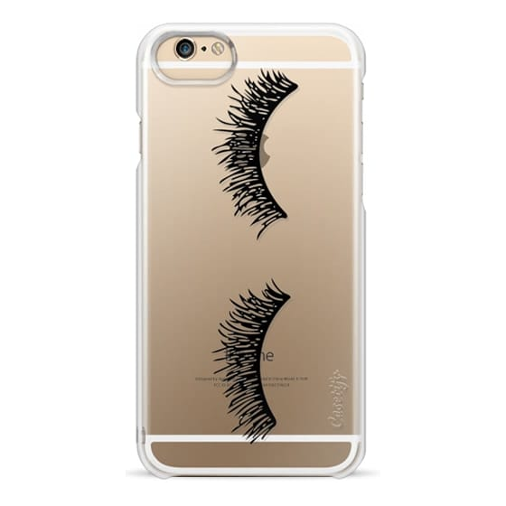 iPhone 6 Cases - Eyelash Wink