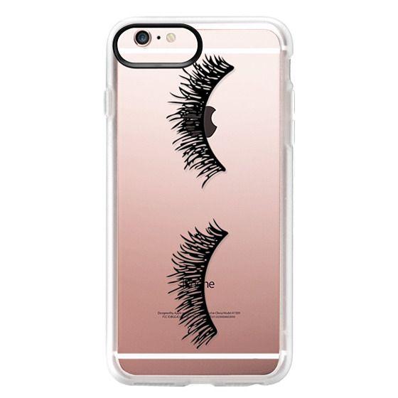 iPhone 6s Plus Cases - Eyelash Wink