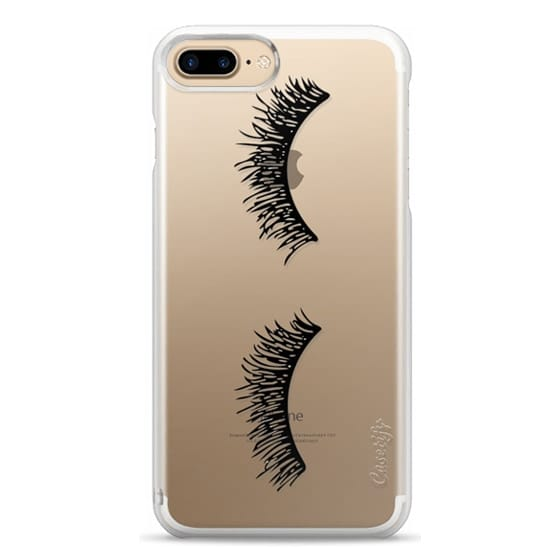 iPhone 7 Plus Cases - Eyelash Wink