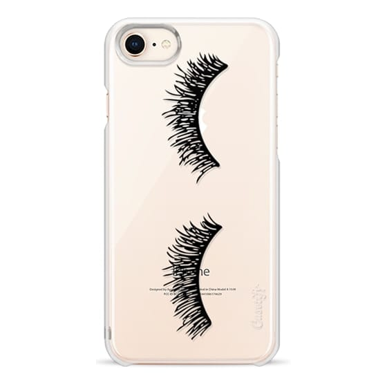 iPhone 8 Cases - Eyelash Wink
