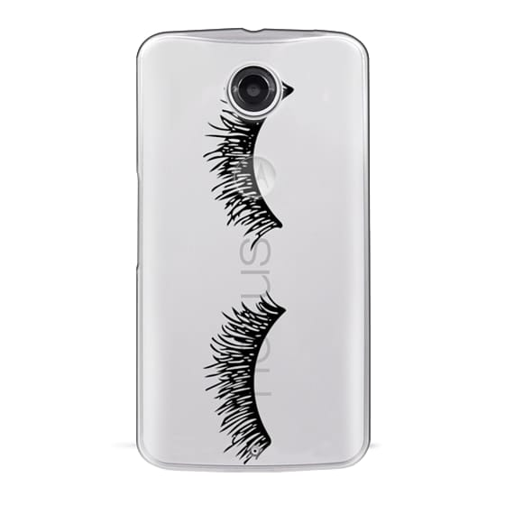 Nexus 6 Cases - Eyelash Wink