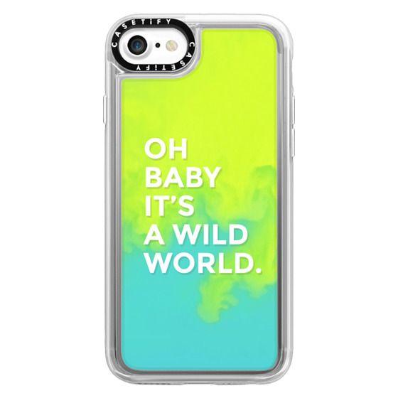 iPhone 7 Cases - Wild World