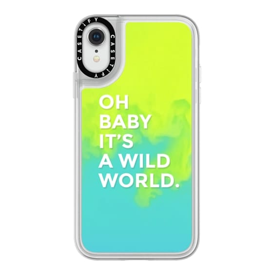 iPhone XR Cases - Wild World