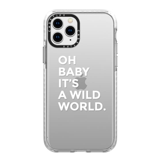 iPhone 11 Pro Cases - Wild World