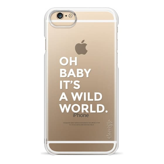iPhone 6s Cases - Wild World