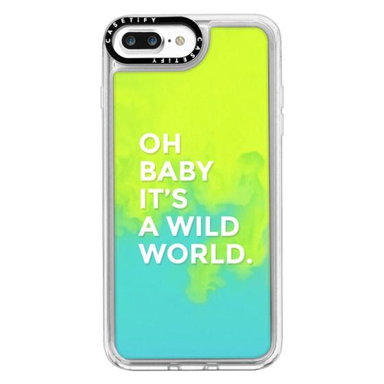 iPhone 7 Plus Cases - Wild World