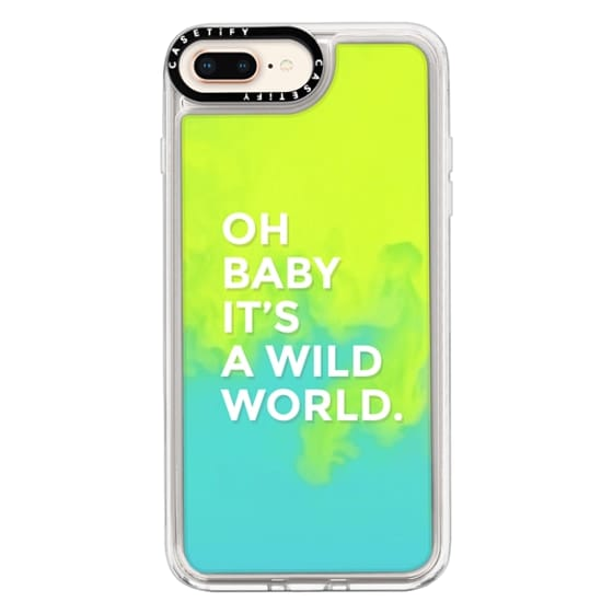 iPhone 8 Plus Cases - Wild World