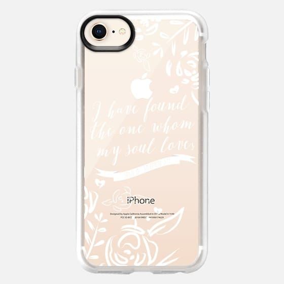 I've Found The One (Bible Verse) - Snap Case