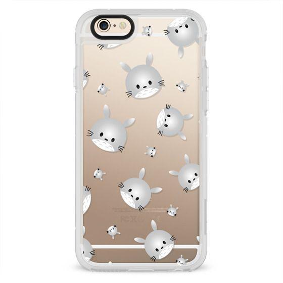 half off 38047 218e7 Classic Snap iPhone SE Case - Totoro Tsum Tsum