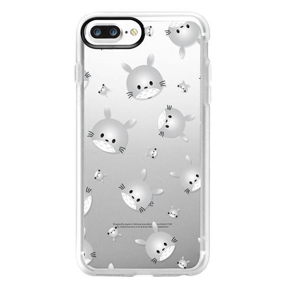 hot sale online 7749f f9c69 Classic Grip iPhone 7 Plus Case - Totoro Tsum Tsum